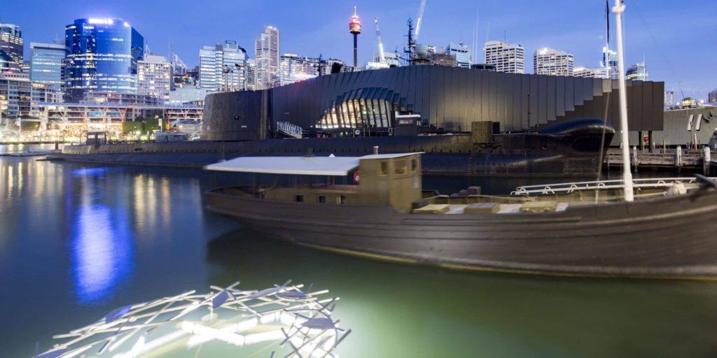 Warship Pavilions, NSW