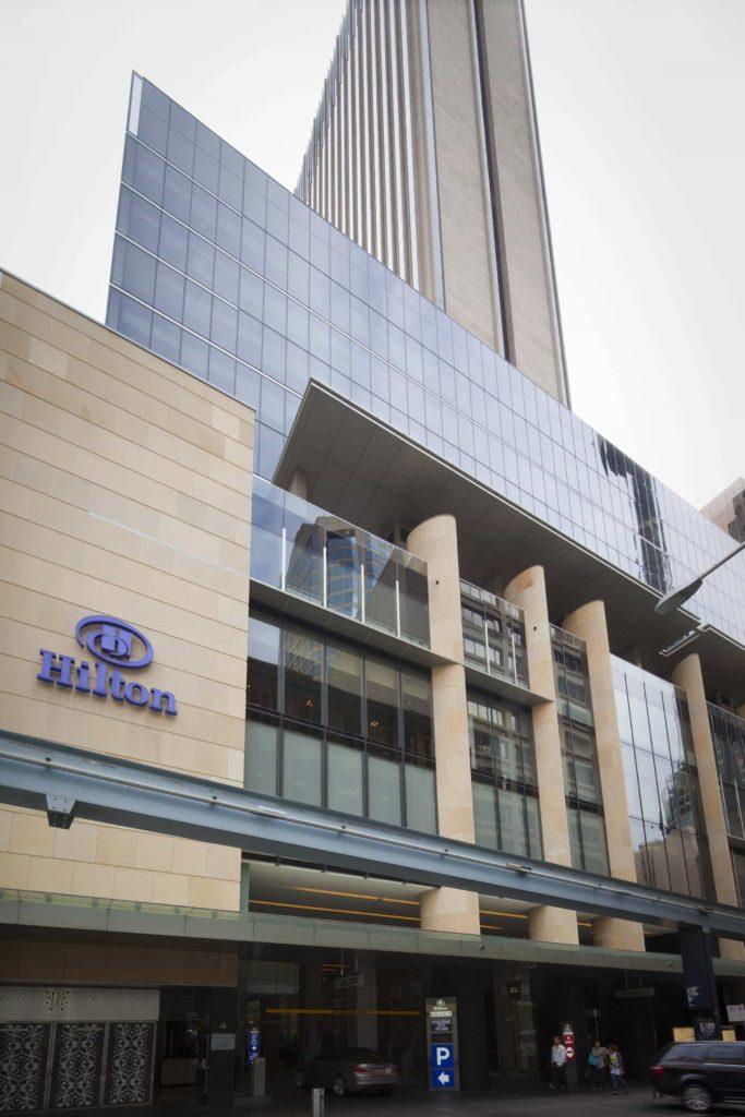 Hilton Hotel Sydney, NSW