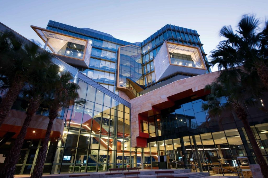 University of Newcastle, Newspace , NSW